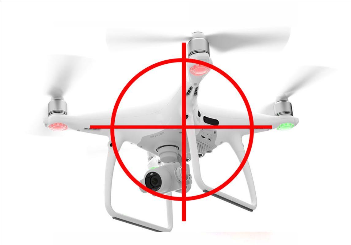 Защита от Drone – угрозы и современное решение по устранению