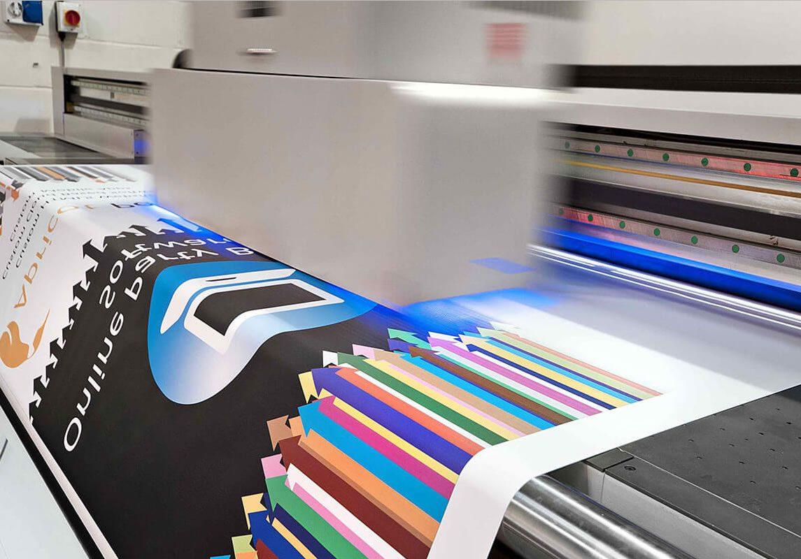 Разница между цифровой и офсетной печатью